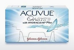 Contact Lenses Johnson & Johnson ACUVUE OASYS with HYDRACLEAR Plus PH-6P-REV