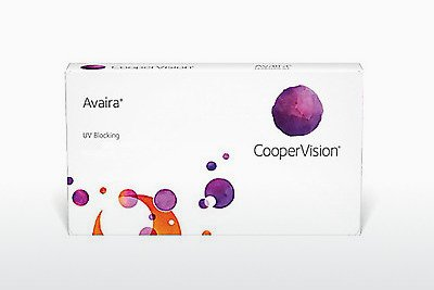 Contact Lenses Cooper Vision Avaira AVREN3