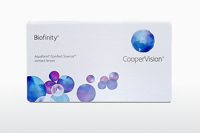 Contact Lenses Cooper Vision Biofinity BIOSH6