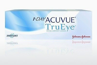 Contact Lenses Johnson & Johnson 1 DAY ACUVUE TruEye 1D4-30P-REV