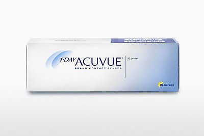 Contact Lenses Johnson & Johnson 1 DAY ACUVUE 1D2-90P-REV
