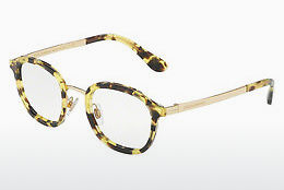 Eyewear Dolce & Gabbana DG1296 2969 - Yellow, Brown, Havanna