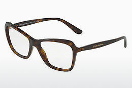 Eyewear Dolce & Gabbana DG3263 502 - Brown, Havanna