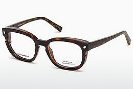 Eyewear Dsquared DQ5236 052 - Brown, Havanna