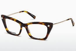 Eyewear Dsquared DQ5245 052 - Brown, Havanna