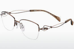 Eyewear LineArt XL2097 BR - Brown