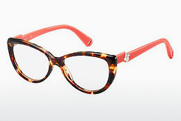 Eyewear Max & Co. MAX&CO.302 TXD - Red, Brown, Havanna