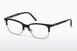 Eyewear Mont Blanc MB0552 001 - Black, Shiny