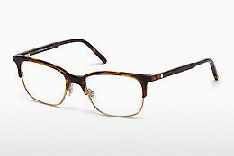 Eyewear Mont Blanc MB0552 052 - Brown, Dark, Havana