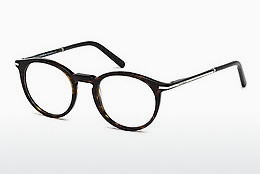 Eyewear Mont Blanc MB0625 052 - Brown, Dark, Havana