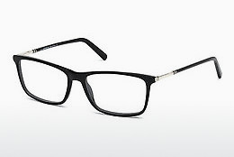 Eyewear Mont Blanc MB0626 001 - Black, Shiny