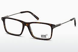 Eyewear Mont Blanc MB0723 055 - Havanna, Brown