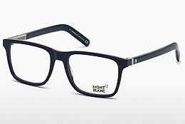 Eyewear Mont Blanc MB0737 090 - Blue, Shiny