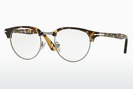 Eyewear Persol PO8129V 1056 - Brown, White, Havanna