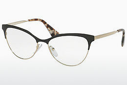 Eyewear Prada CINEMA (PR 55SV QE31O1) - Black, Gold