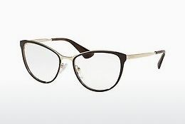 Eyewear Prada CINEMA (PR 55TV DHO1O1) - Brown, Gold