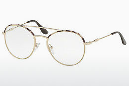 Eyewear Prada PR 55UV UAO1O1 - Brown, Havanna, Gold
