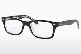 Eyewear Ray-Ban Junior RY1531 3529 - Black, Transparent