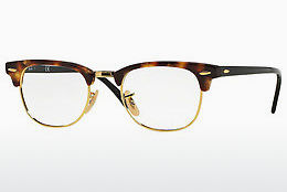Eyewear Ray-Ban CLUBMASTER (RX5154 5494) - Brown, Havanna