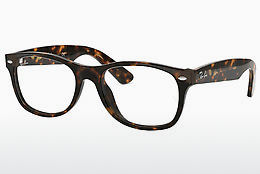 Eyewear Ray-Ban NEW WAYFARER (RX5184 2012) - Brown, Havanna