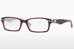 Eyewear Ray-Ban RX5206 5240 - Purple, Brown, Havanna
