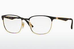 Eyewear Ray-Ban RX6356 2875 - Black, Gold