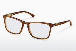 Eyewear Rodenstock R7026 C - Brown, Havanna
