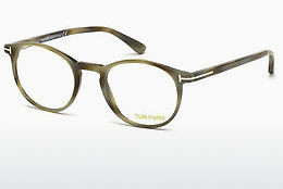 Eyewear Tom Ford FT5294 064 - Horn, Horn, Brown