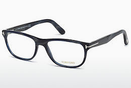 Eyewear Tom Ford FT5430 064 - Horn, Horn, Brown