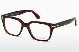 Eyewear Tom Ford FT5477 054 - Red, Brown, Havanna