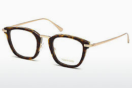 Eyewear Tom Ford FT5496 052 - Brown, Havanna