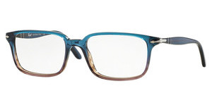 Persol PO3013V 1010 BLU GRADIENT BROWN
