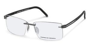 Porsche Design P8153 S4 C grey, black mat