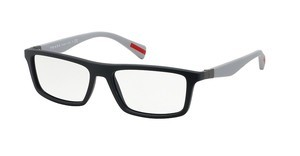 Prada Sport PS 02FV TFZ1O1 GREY RUBBER