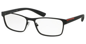 Prada Sport PS 50GV DG01O1 BLACK RUBBER
