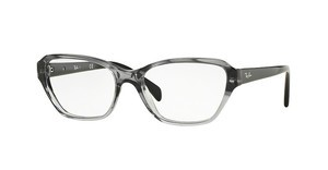 Ray-Ban RX5341 5571 GRADIENT STRIPED GREY
