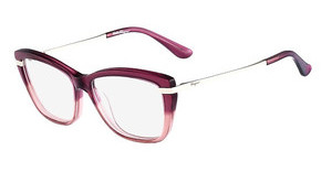 Salvatore Ferragamo SF2730 524 CYCLAMINE-ROSE