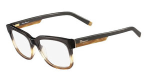 Salvatore Ferragamo SF2751 326 KHAKI BROWN GRADIENT