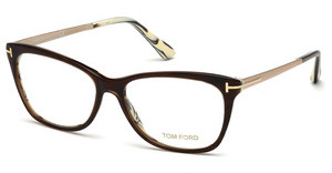 Tom Ford FT5353 050 braun dunkel