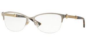 Versace VE1228 1266 BRUSHED SILVER