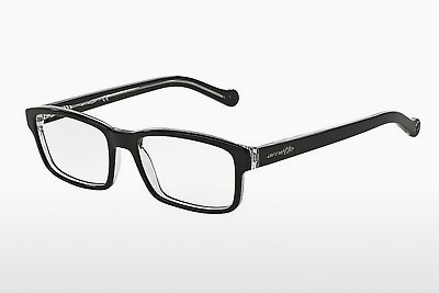 Eyewear Arnette RIFF (AN7079 1019) - Black, Transparent