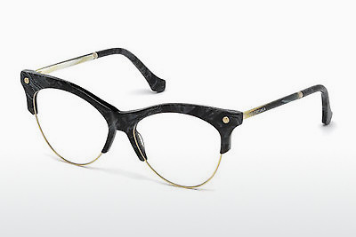 Eyewear Balenciaga BA5053 063 - Brown, Ivory, Black