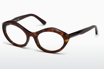 Eyewear Balenciaga BA5078 054 - Red, Brown, Havanna