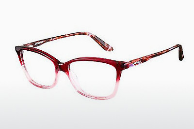 Eyewear Carrera CA6639 TJX - Red, Brown, Havanna