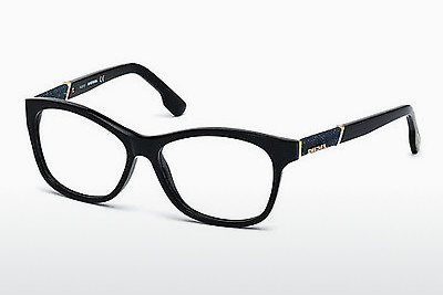 Eyewear Diesel DL5085 001 - Black, Shiny