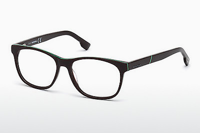 Eyewear Diesel DL5198 069 - Burgundy, Bordeaux, Shiny