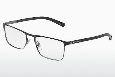 Eyewear Dolce & Gabbana BASALTO COLLECTION (DG1259 1106) - Black