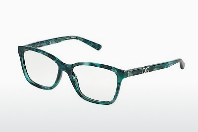Eyewear Dolce & Gabbana ICONIC LOGO (DG3153PM 2911) - Green, Brown, Havanna
