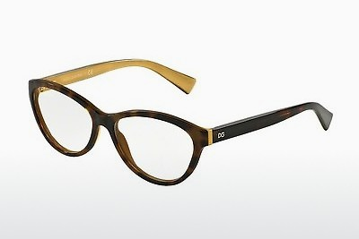Eyewear Dolce & Gabbana DG3232 2956 - Brown, Havanna