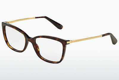 Eyewear Dolce & Gabbana DG3243 502 - Brown, Havanna
